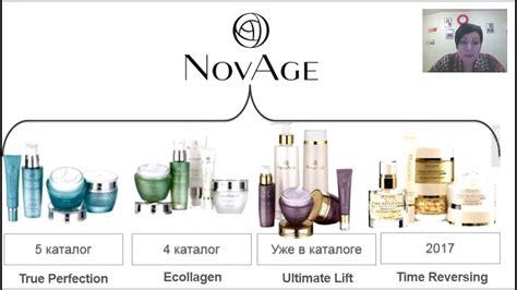 Novage Ecollagen By Oriflame людмила попова novage ecollagen