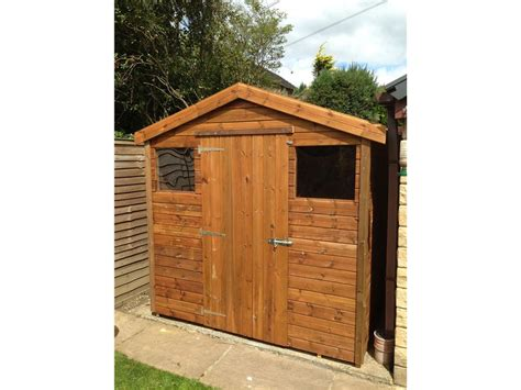 12x4 Shed by Gallery Customer S Sheds Beast Sheds