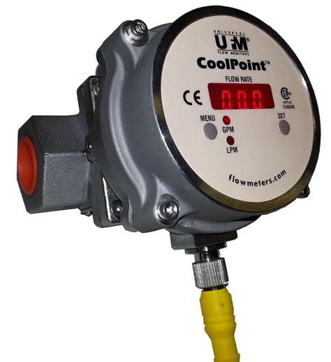 Vortex Shedding Flowmeter by 3 4 Quot 2 Quot Vortex Shedding Flowmeter For 25 200 Gpm
