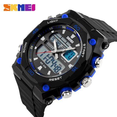Skmei Casio Sport Led Water Resistant 50m Ad1031 T3010 3 skmei casio sport led water resistant 50m ad1092 black blue elevenia