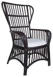 chinoiserie chic bamboo wing back chairs 1578 best images about bamboo cane chinoiserie