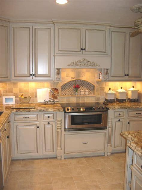 kitchen cabinets and backsplash kitchen remodel with custom built cabinets granite countertops and tumbled marble backsplash
