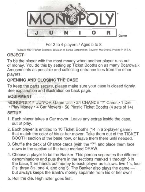 game instructions layout monopoly deal card game rules pdf perlooh