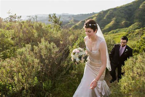griffith park elopement fernando california outdoor elopement photographer