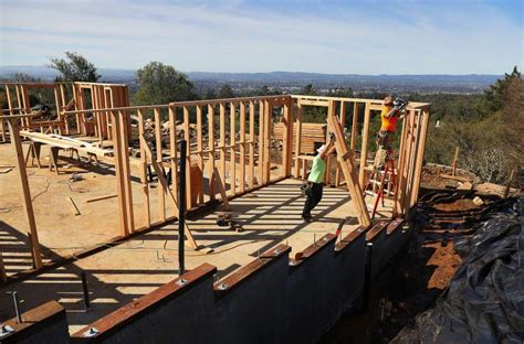 rebuilding begins in santa rosa s burned fountaingrove