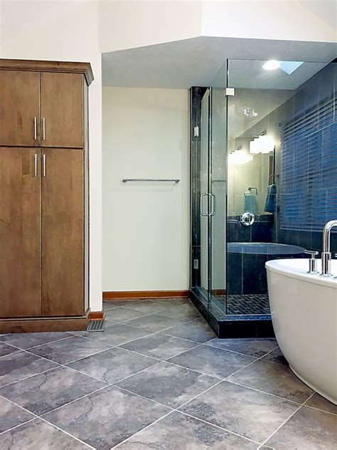 most popular bathroom tile column five flooring ideas to better the bathroom