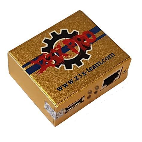 Box Z3x Z3x Box Samsung Edition Pro Active