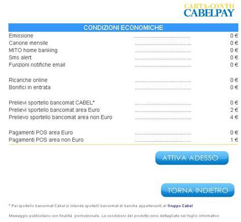 Banca Di Credito Sardo Conto On Line by Conto Banca Credito Sardo Prestamos