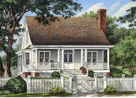 narrow lot cottage house plan 9818sw architectural narrow lot cottage home 32421wp architectural designs