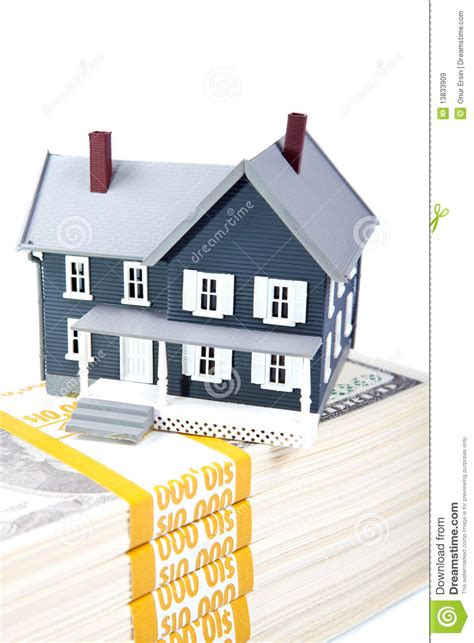 Down Payment For House Royalty Free Stock Images Image 13833909