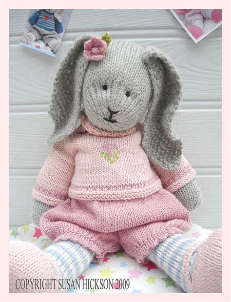 free knitting pattern bunny wool free and wonderful introduces quot primrose rabbit