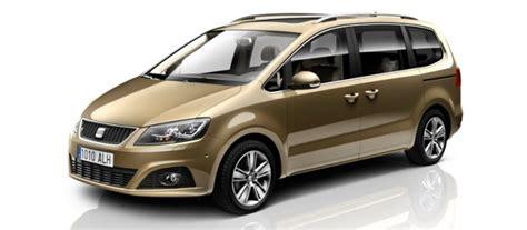 Audi Familienvan by Seat Alhambra Familienvan Ch Familienbus Ch