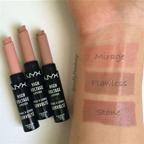 Nyx High Voltage nyx high voltage lipsticks aka turnt up lipsticks in