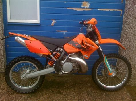2003 Ktm 250 Sx Specs 2003 Ktm 250 Sx Pics Specs And Information
