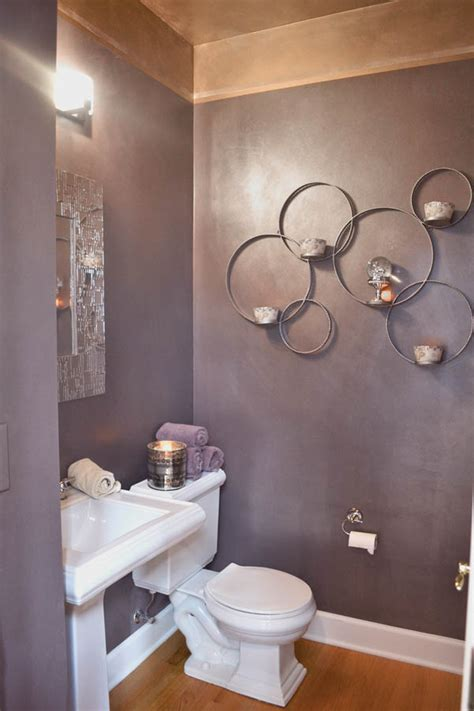 Half Bathroom Decorating Ideas Pictures by Problem Solved Updating A Downstairs Half Bath Half