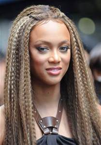 crimped hair is a comeback see the look then and