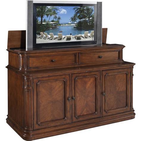 Tv Pop Up Cabinet by Tv Lift Cabinet At005253 Banyan Creek Xl 65 Quot Flat