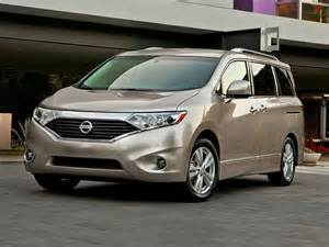 Nissan Quest Gas Mileage Top 10 Best Gas Mileage Vans Fuel Efficient Minivans