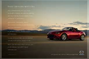 ad of the day aaron paul guns it in mazda s time