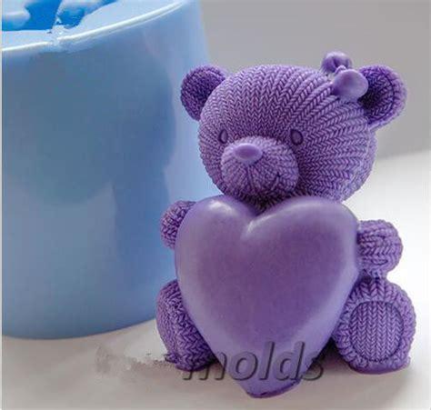 sti in silicone per candele aliexpress acquista maglia orsacchiotto cuore 3d
