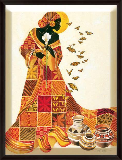 imagenes cuadros negras africanas pintura moderna y fotograf 237 a art 237 stica cuadros africanos