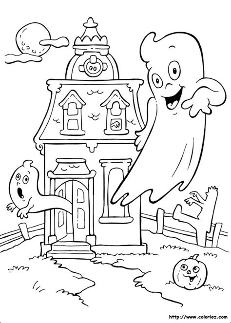 halloween coloring pages a4 coloriage fant 244 mes hurlants
