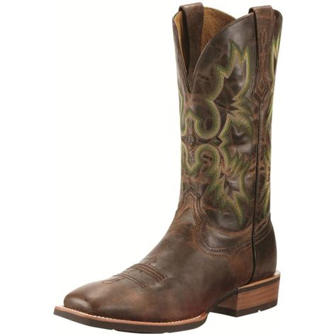 ariat tombstone boots ariat tombstone chestnut cowboy boots