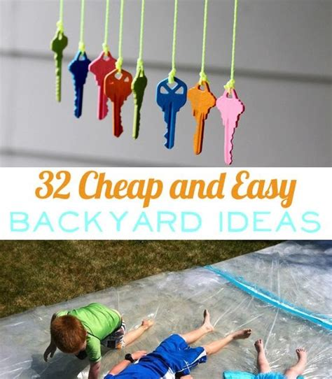 32 Cheap And Easy Backyard Ideas Best Outdoor Living Rooms 32 Cheap And Easy Backyard Ideas That Are Borderlinegenius