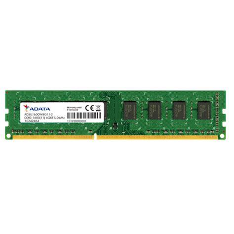 Memory Adata 4gb adata ram ddr3l 1600 4gb