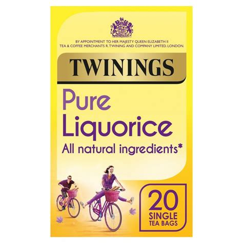 Detox Tea Twinings Review by Morrisons Twinings Liquorice Tea Bags 20 Per Pack Product