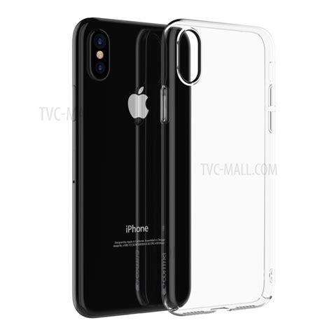 Hardcase Iphone Gambar comma 0 6mm ultra thin 5h shell for iphone x transparent tvc mall