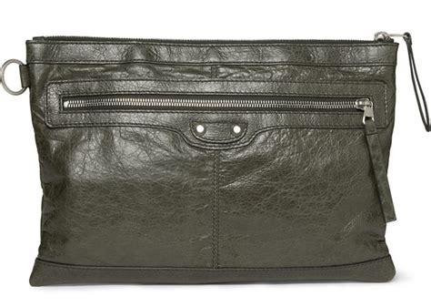 Bag Bliss Giveaway Balenciaga Brief Handbag Last Call by Bag Monday The Balenciaga Creased Leather Pouch