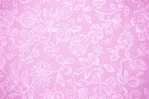 pink pattern texture pink fabric with floral pattern texture picture free