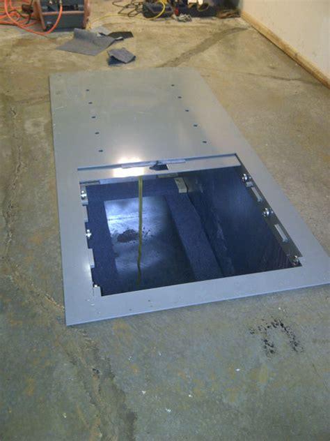 garage floor shelter  arkansas storm shelters
