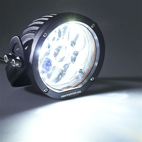 round led lights photography off road led work light led driving light 5 5 quot round