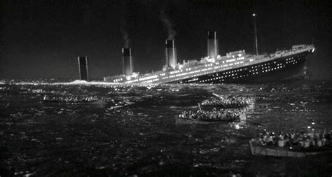 film titanic historically accurate film noir photos a night to remember 1958
