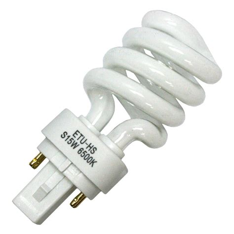 coleman lantern light bulb coleman company 00857 2000000857 etu hs s15w 6500k twist