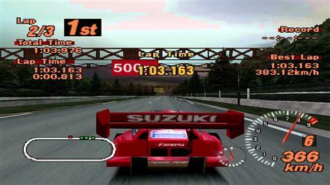 Suzuki Escudo Gt5 Gran Turismo 2 Test Course Suzuki Escudo Pikes Peak