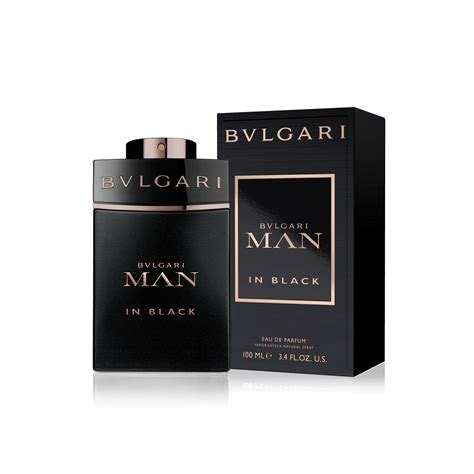 Parfum Bvlgari In Black Original fragrances perfumes bvlgari in black edp 100ml