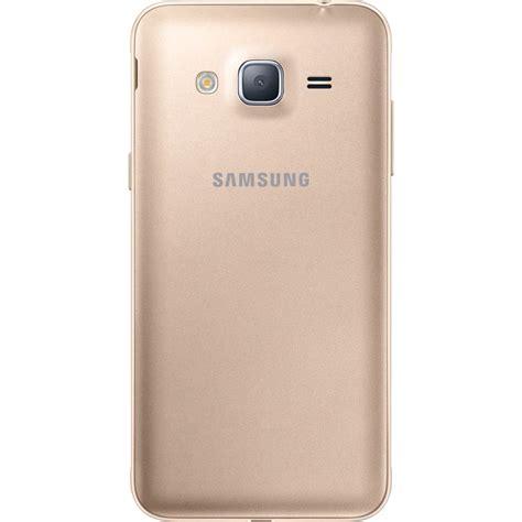 Hp Samsung J3 2016 Gold 8gb samsung galaxy j3 2016 8gb gold sm j320fzdnxef