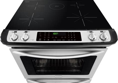 induction cooktop definition fgis3065pf frigidaire gallery 30 quot slide in induction
