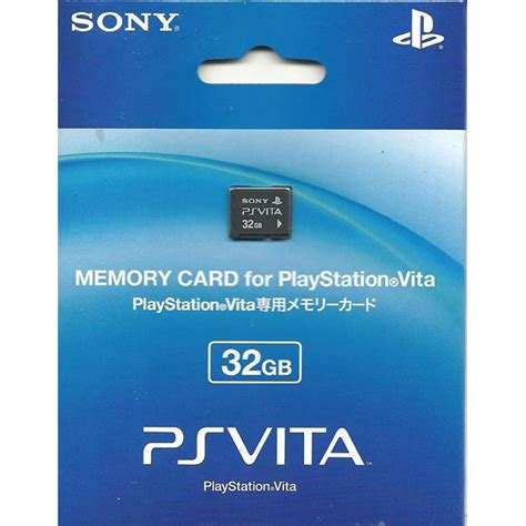 Memory Ps Vita brand new factory sealed psv ps vita memory card 32gb genuine ebay