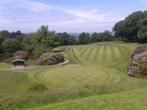 comfort golf course shrigley hall hotel golf country club in cheshire