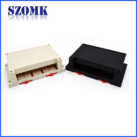Camera Desk Mount Selling Plastic Industrial Din Rail Enclosure For