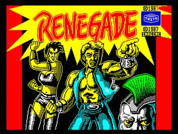 Renegades Of The Solar System renegade 128k imagine software free borrow