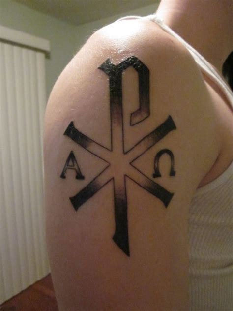 chi rho tattoo chi rho picture at checkoutmyink