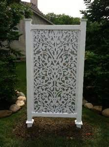 Home Depot Trellis Fence 25 Best Ideas About Deck Privacy Screens On Pinterest