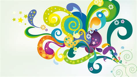 hd graphic pattern colorful vector design for hd desktop background photo