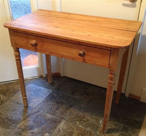 Antique Pine Writing Desk by Antique Pine Writing Desk All Wood Pegs No Nails