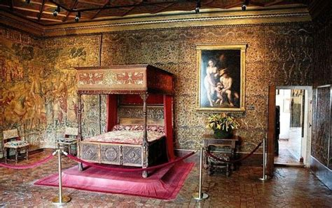Rustic Master Bedroom Furniture - chenonceau